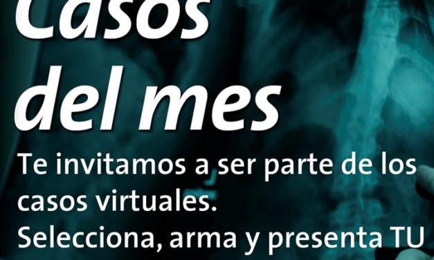 Boletín Express. Participa de Casos del Mes. Vol. 11 Nº 29. Agosto 2020